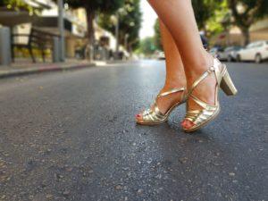 נעלי ערב נוחות
