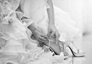 טיפים לכלה- נעלי ארו