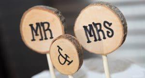 mr & mrs חתונה