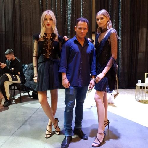 מריה דומרק- הפקת אופנה וואלה מזל טוב, חנות נעלי כלה בדיזנגוף