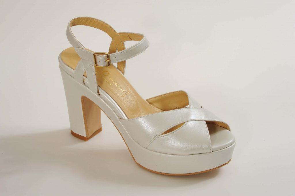 דגם VICTORIA נעלי כלה פלטפורמה
