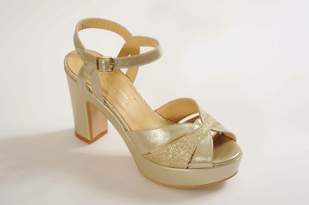 דגם PANELOPE נעלי כלה פלטפורמה
