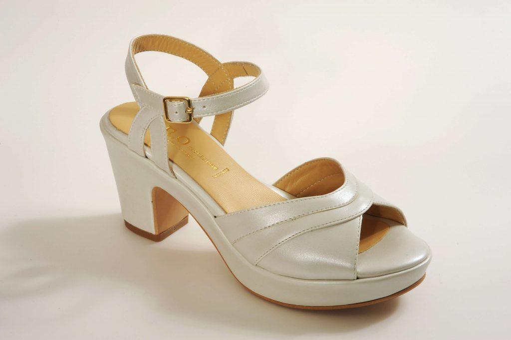 דגם LILY נעלי כלה פלטפורמה