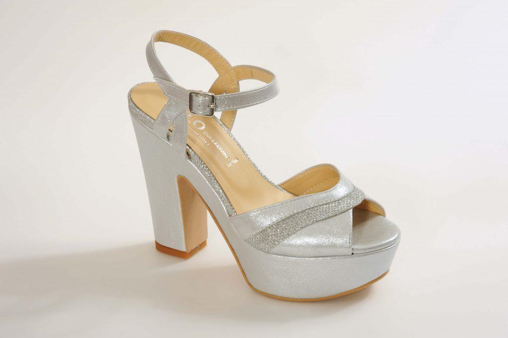 דגם ELEANOR נעלי כלה פלטפורמה