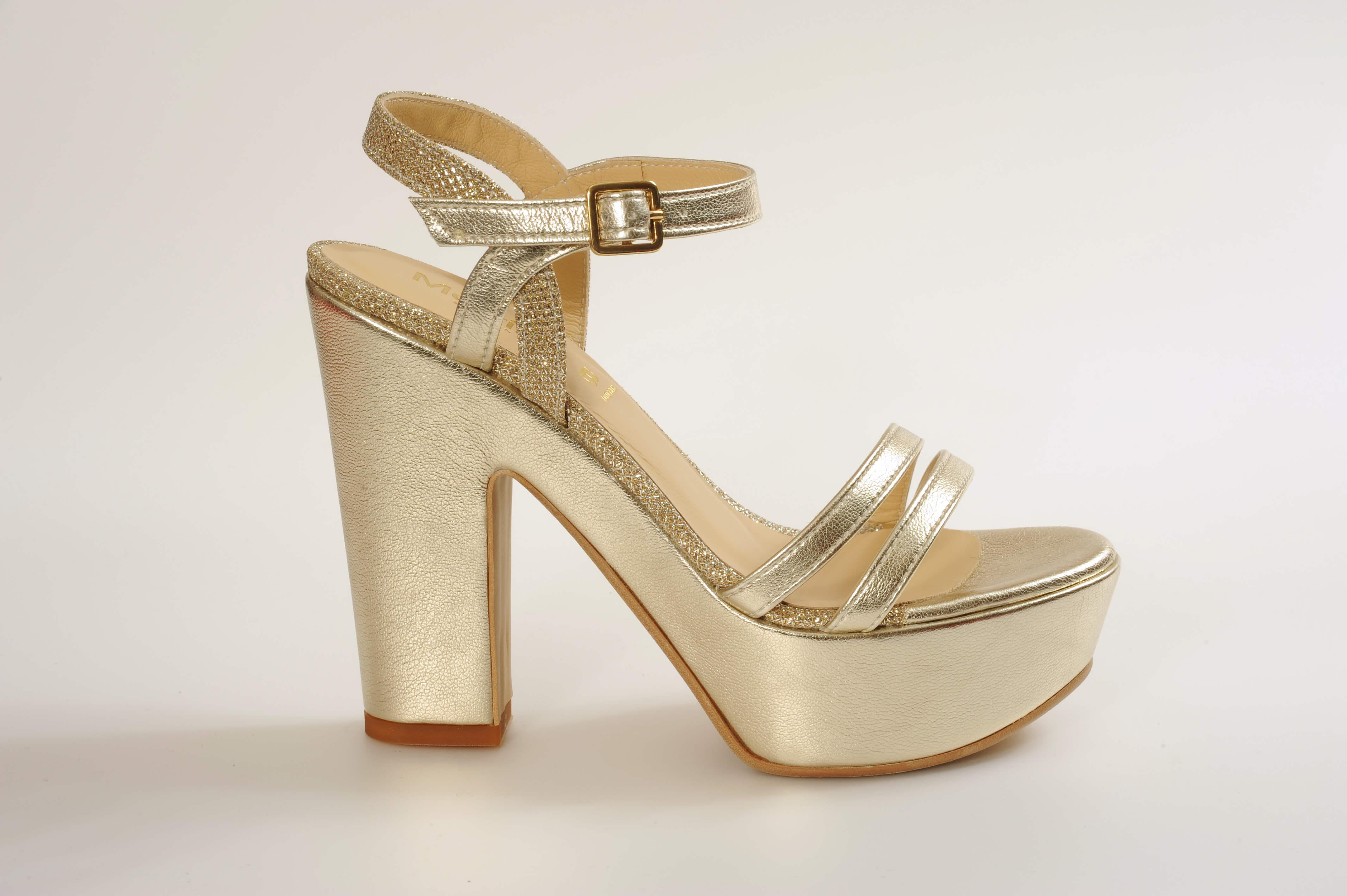 דגם NATALIE נעלי כלה פלטפורמה