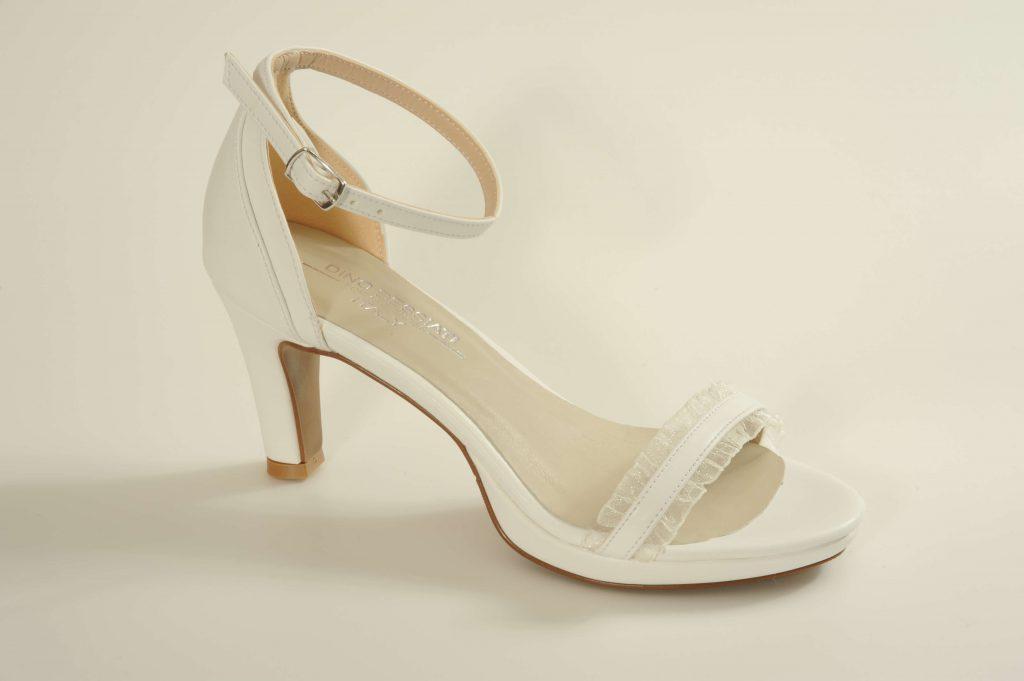 דגם BELLA נעלי כלה עקב בינוני