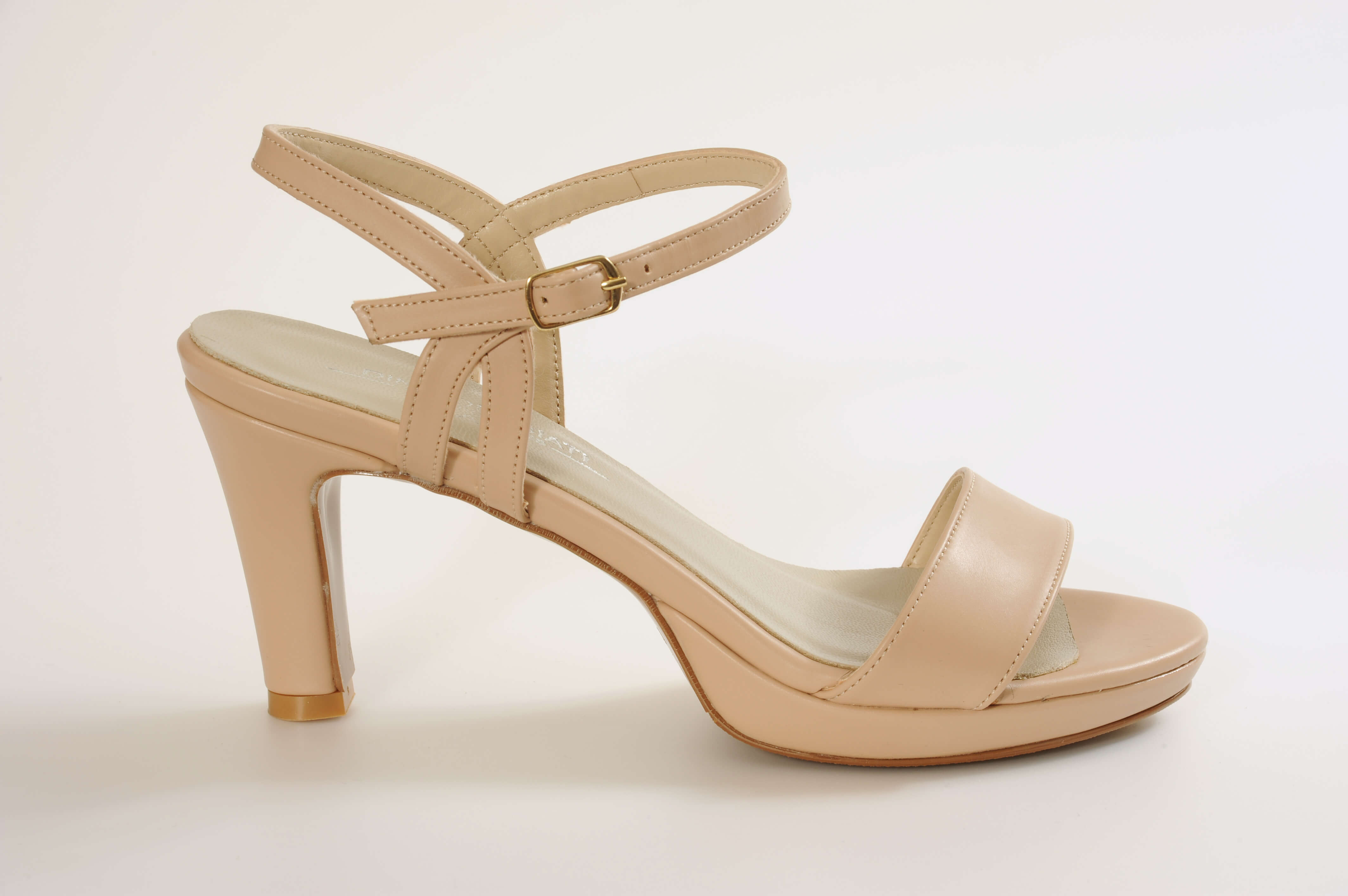 דגם SAMANTHA נעלי כלה עקב בינוני