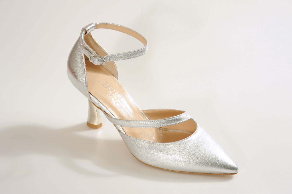 דגם GABRIELLA נעלי כלה עקב בינוני