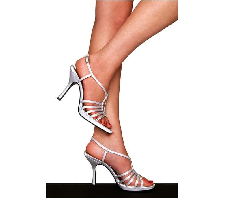 נעלי עקב כסופות - נעלי ארו