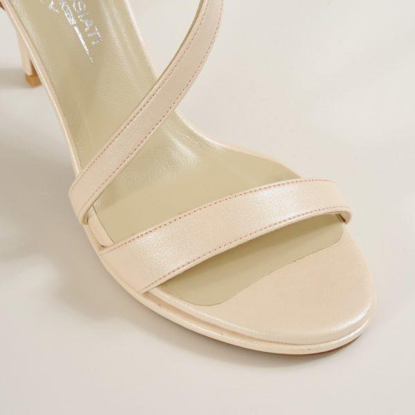 נעלי כלה עקב בינוני MILA