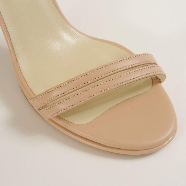 CAMILA נעלי כלות עקב ביבנוני