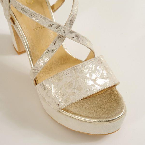 דגם HANNAH נעלי כלה פלטפורמה