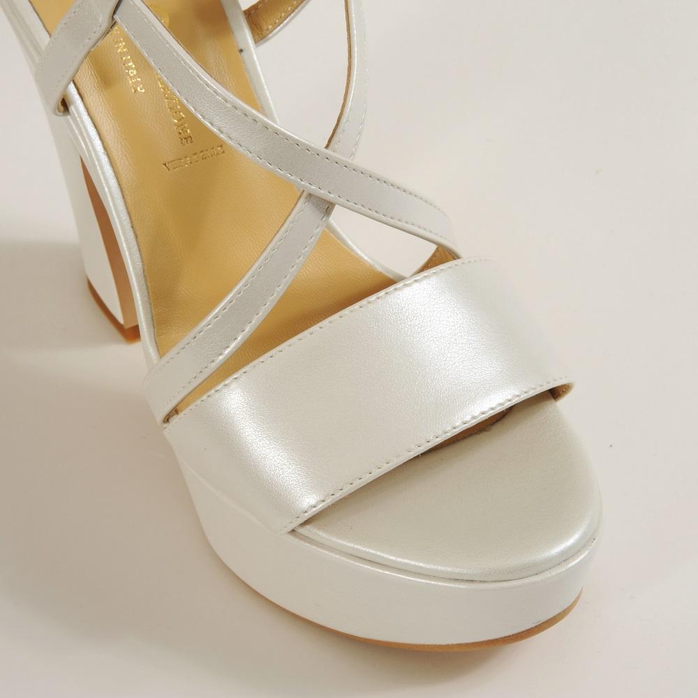 ADDISON נעלי פלטפורמה לכלה