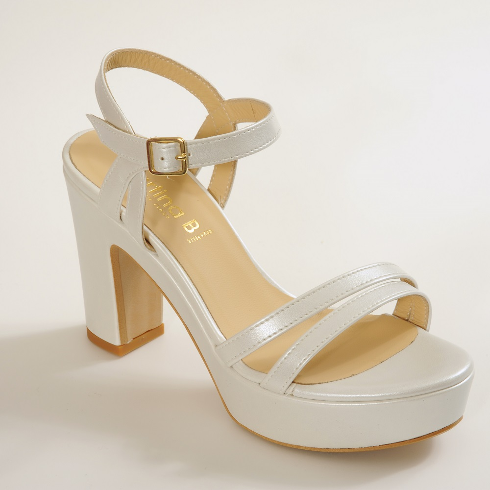 STELLA נעלי פלטפורמה לכלה