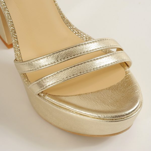 דגם NATALIE נעלי פלטפורמה