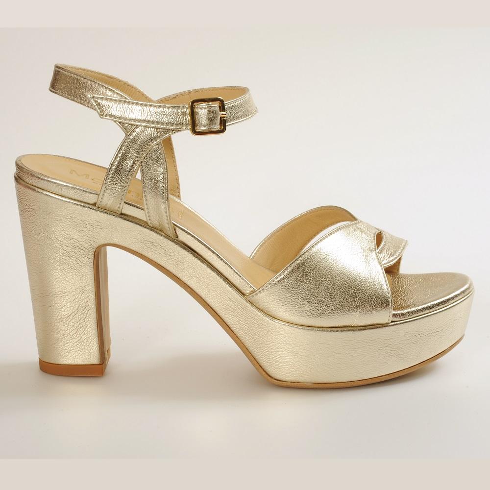 LEAH דגם נעלי פלטפורמה