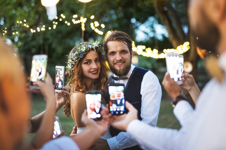 חתונה בחצר הבית - נעלי ארו