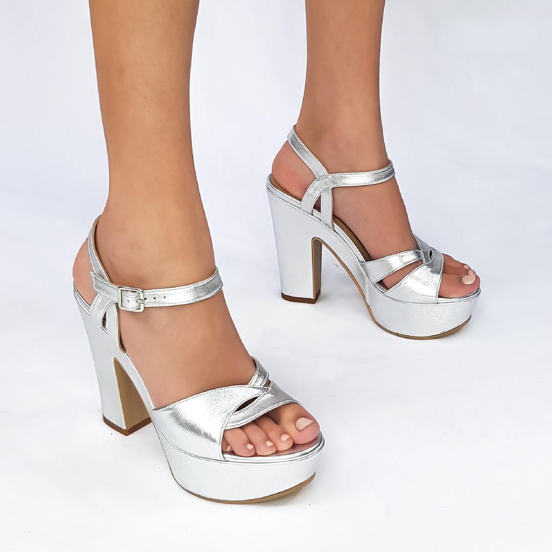 נעלי פלטפורמה 400136-1