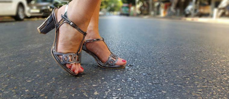 נעלי עקב- גבוה בינוני או נמוך רק בנעלי ארו