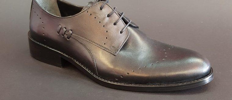 נעלי גברים אלגנטיות ליום הגדול